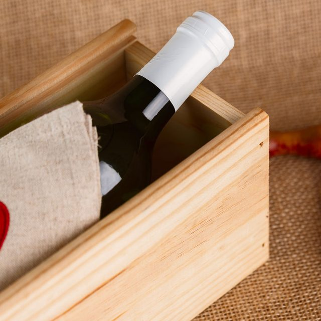 wine benefits for heart