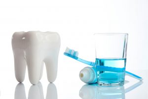 daily routine for dental care