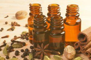 essential oils dental pain