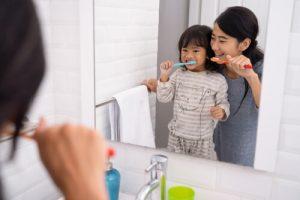 toothbrushing for kids